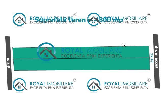 Royal Imobiliare   vanzari terenuri