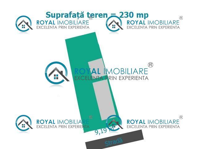 Royal Imobiliare   teren de vanzare in Ploiesti, zona Mihai Bravu