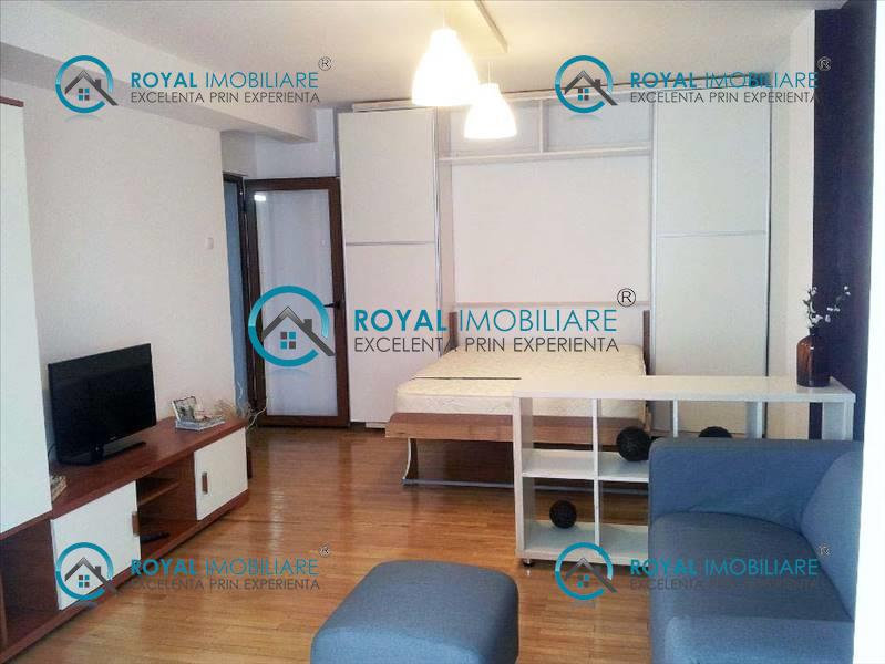 Royal Imobiliare   apartament 1 camera de inchiriat in Ploiesti, zona Ultracentral