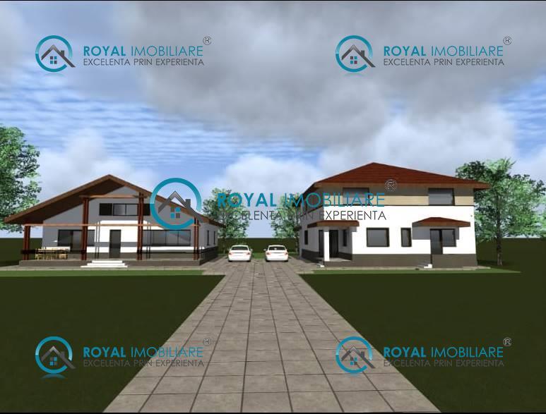 Royal Imobiliare   Vanzari Vile Cartier Rezidential Bucov