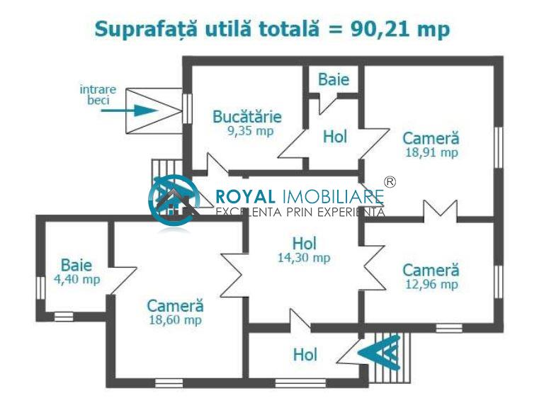 Royal Imobiliare   Vanzari Case zona Ultracentrala