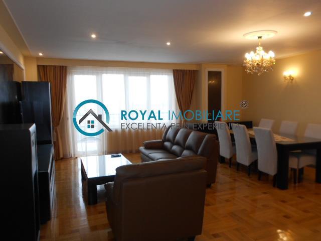 Royal Imobiliare   apartament 3 camere de inchiriat in Ploiesti, zona Ultracentral
