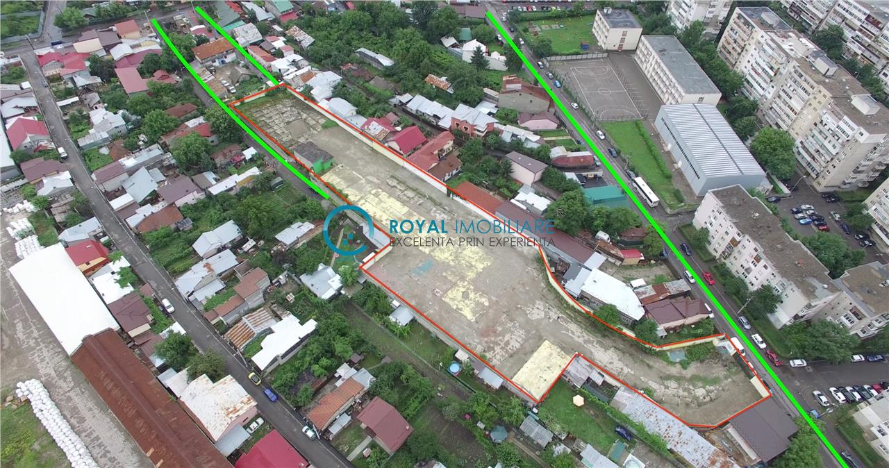 Royal Imobiliarea   vanzare terenuri Ploiesti