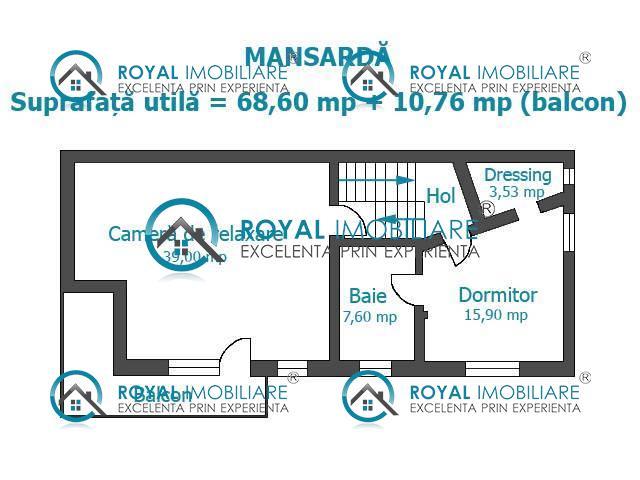 Royal Imobiliare   Vanzari Vile Republicii