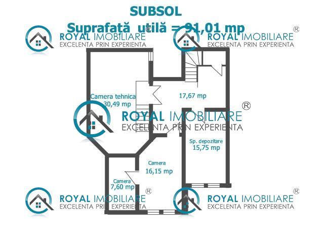 Royal Imobiliare   Vanzari Case zona Ultracentrala