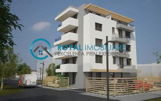 Royal Imobiliare   Vanzari apartamente noi Malu Rosu