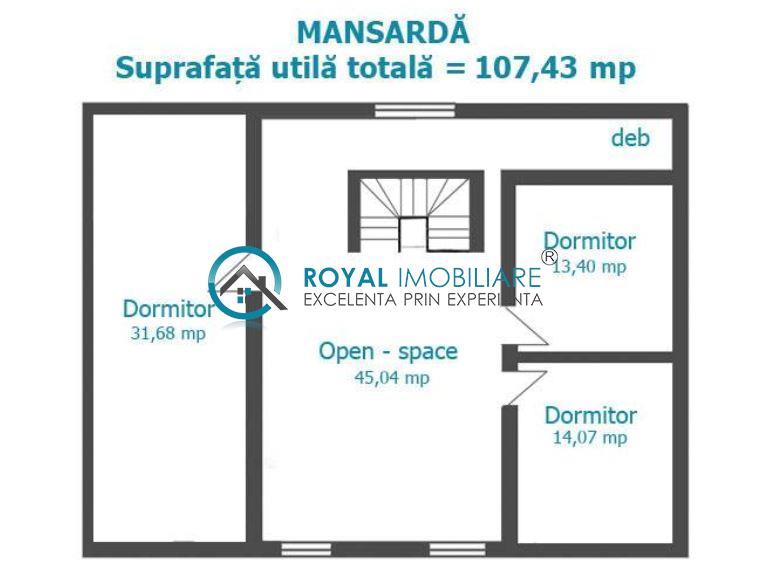 Royal Imobiliare   Vanzari Vile Bucov