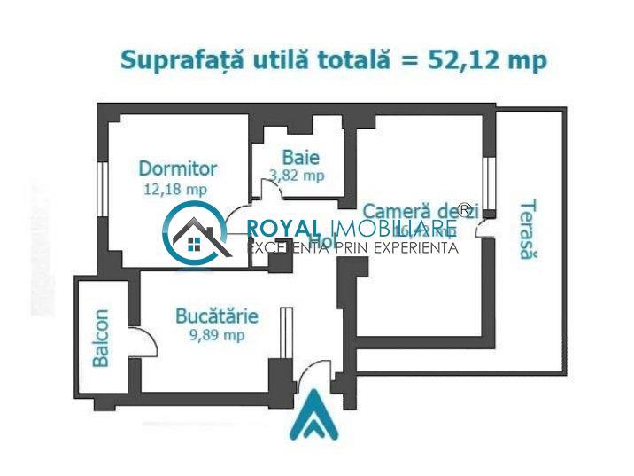 Royal Imobiliare   Vanzari Apartamente zona Republicii