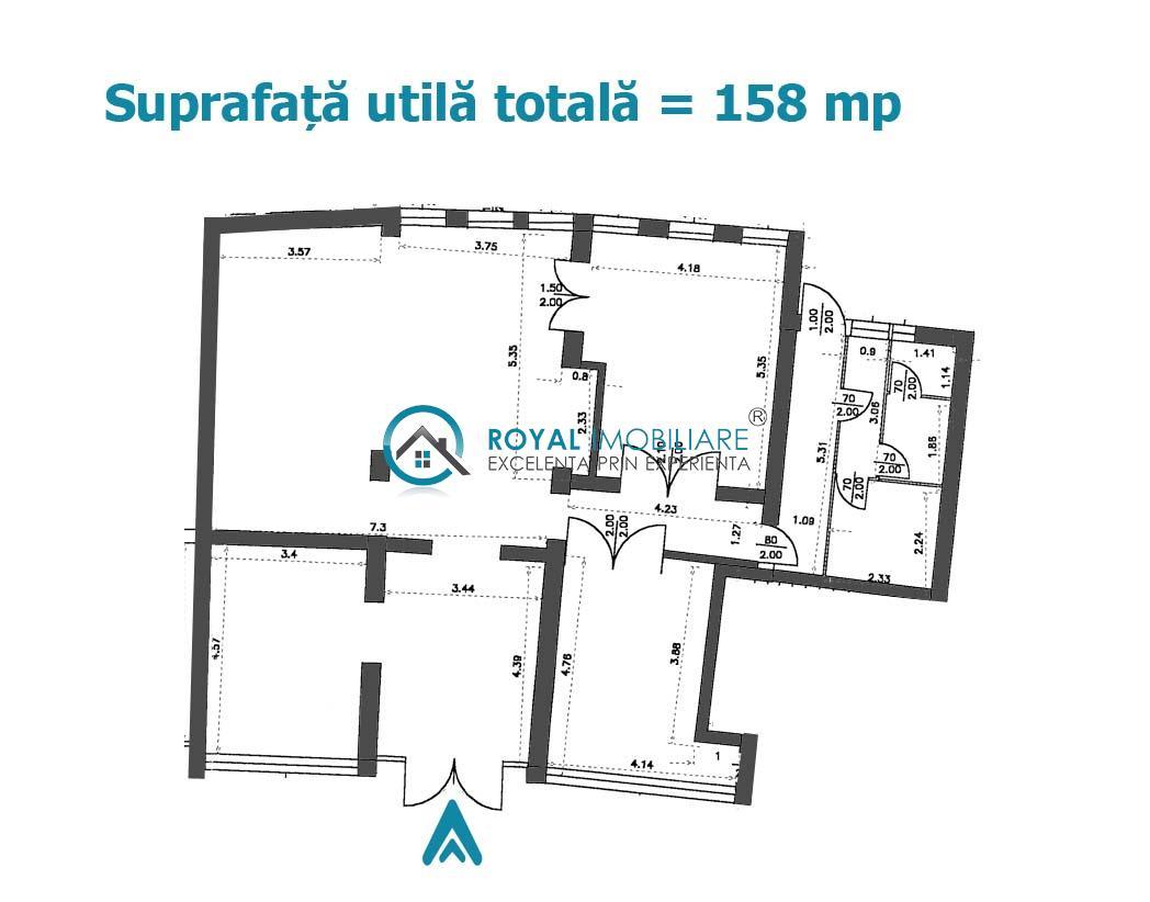 Royal Imobiliare   Vanzare spatiu comercial zona Ultracentrala