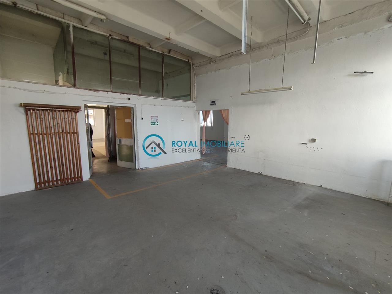 Royal Imobiliare   Inchiriere spatiu industrial zona Vest