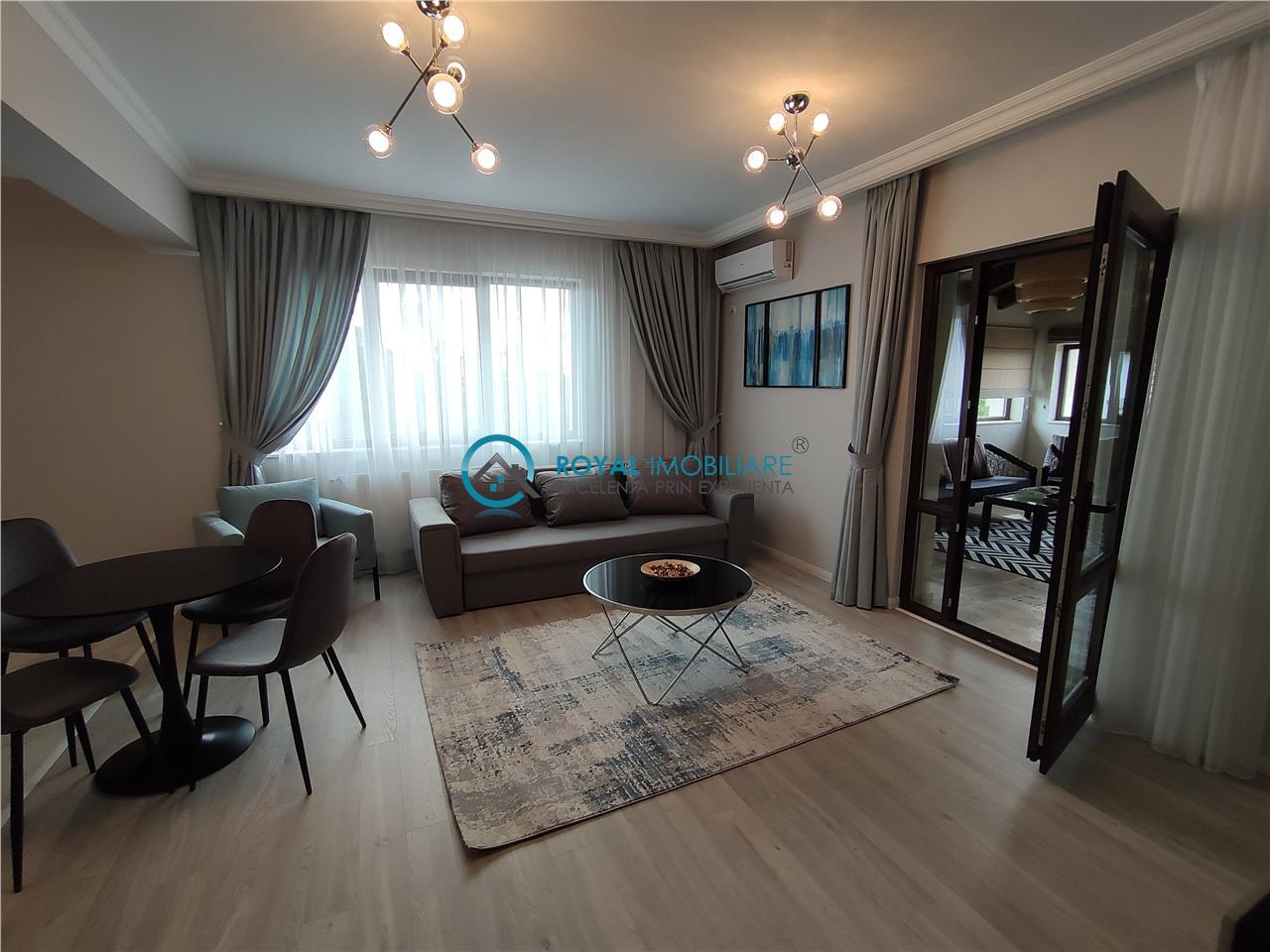 Royal Imobiliare   Inchiriere apartament de lux , bloc nou zona Albert