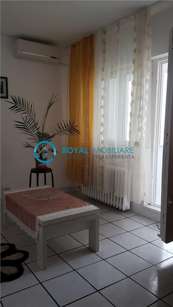 Royal Imobiliare   Inchiriere Garsoniera zona Ultracentrala