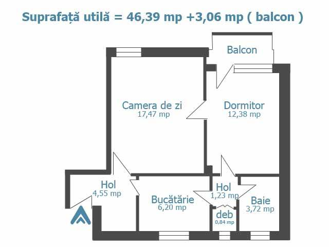 Royal Imobiliare- vanzari apartamente