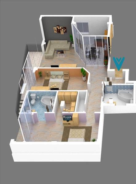 Royal Imobiliare -Apartament bloc nou, loc de parcare inclus!