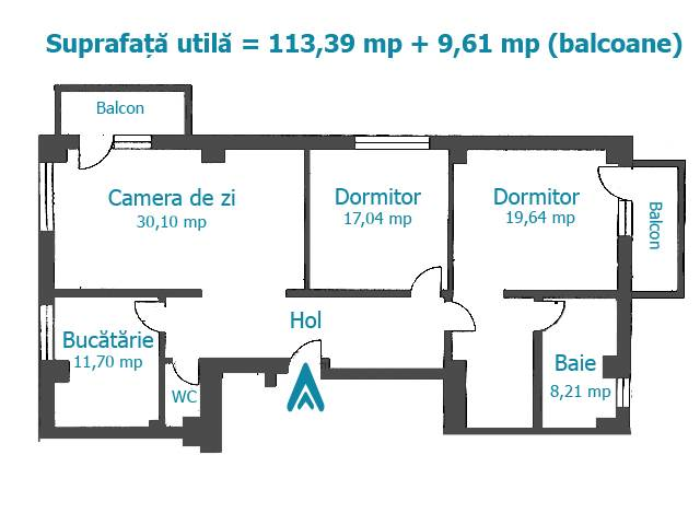 Royal Imobiliare - vanzari apartamente