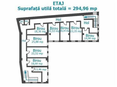 Royal Imobiliare - Inchirieri birouri Ultracentral