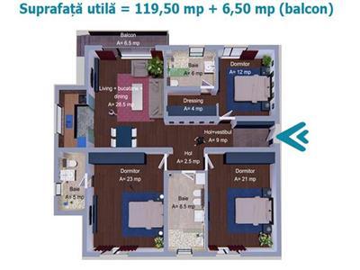 Royal Imobiliare - Vanzari apartamente zona Albert