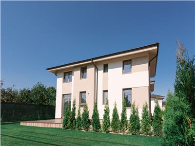 Royal Imobiliare -vila in cartier privat Paulesti, comision 0%