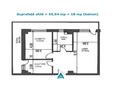 Royal Imobiliare - vanzari apartamente noi, zona 9 Mai