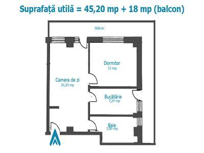 Royal Imobiliare - Vanzari apartamente noi  zona 9 Mai