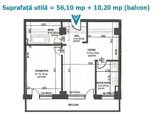 Royal Imobiliare   Vanzari Apartamente Bloc 9mai