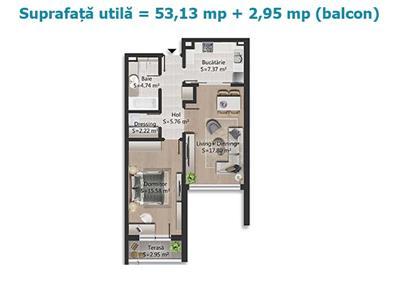 Royal Imobiliare - Vanzari apartamente Bd Bucuresti