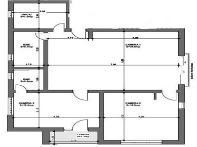 Royal Imobiliare    Vanzari Apartamente bloc Nou zona Centrala