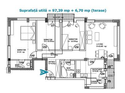 Royal Imobiliare - Vanzari apartamente 4 camere bloc 2020 Ultracentral