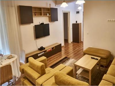 Royal Imobiliare - 3 camere bloc nou, zona 9 MAI