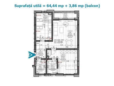 Royal Imobiliare   vanzari apartamente, bloc nou, zona Marasesti