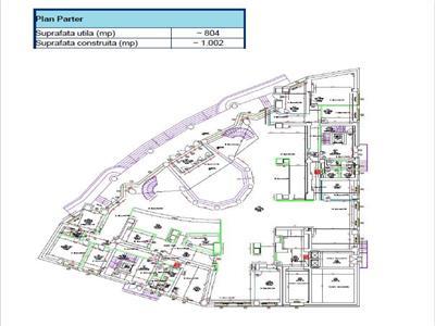 Royal Imobiliare - Cladire birouri P+6E, zona Ultracentrala