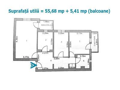 Royal Imobiliare   vanzari apartamente 3 camere