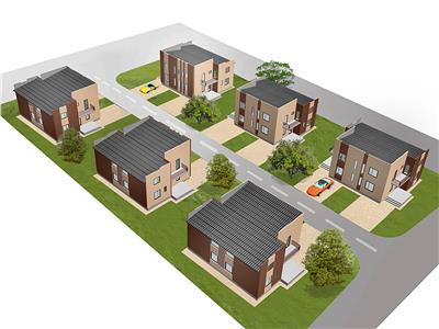Royal Imobiliare - Vanzare Vila tip duplex zona Paulesti