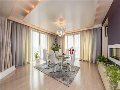 Royal Imobiliare - Penthouse, mobilat si utilat LUX, zona Albert