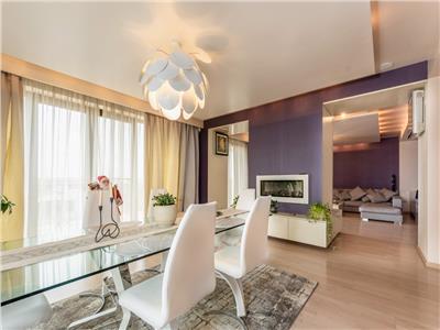 Royal Imobiliare   Penthouse, mobilat si utilat LUX, zona Albert